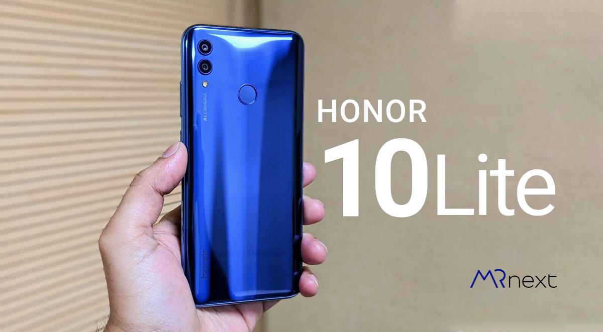 تصویر از بررسی و راهنمای خرید گوشی آنر 10 لایت | Honor 10 Lite