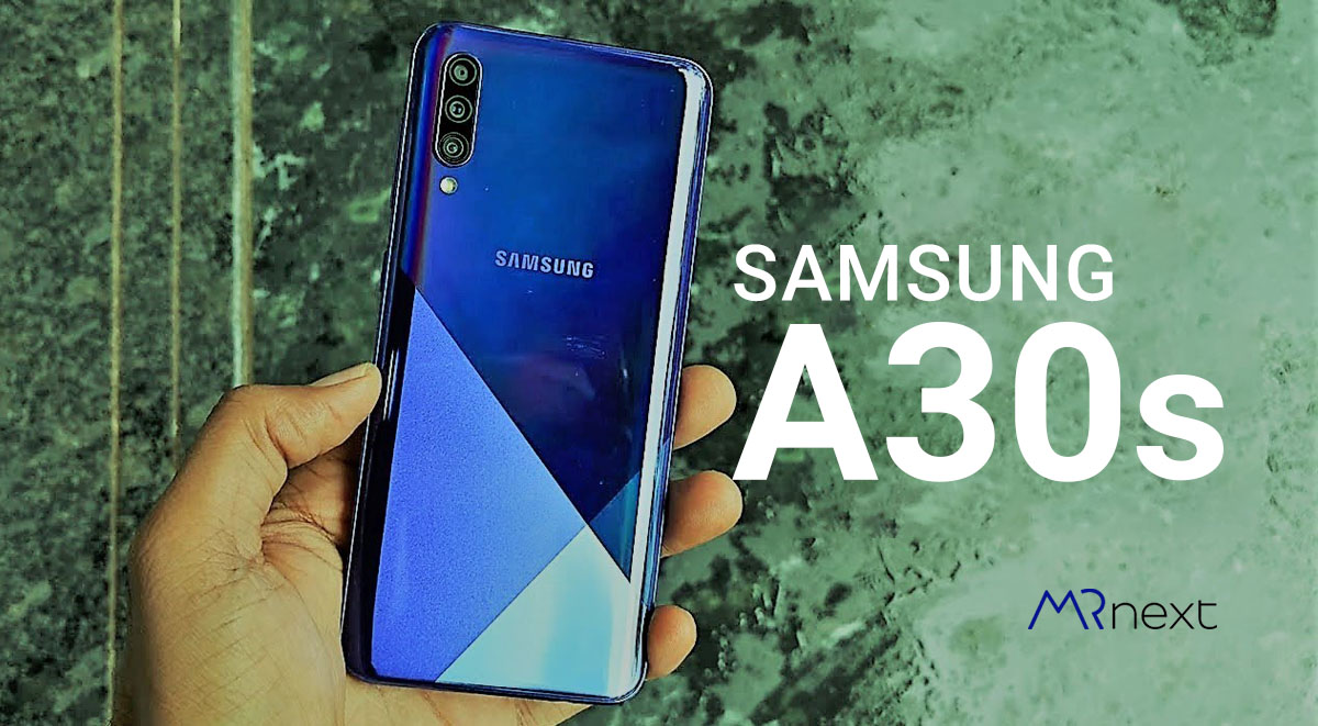 تصویر از سامسونگ گلکسی اِی 30 اس | SAMSUNG Galaxy A30s