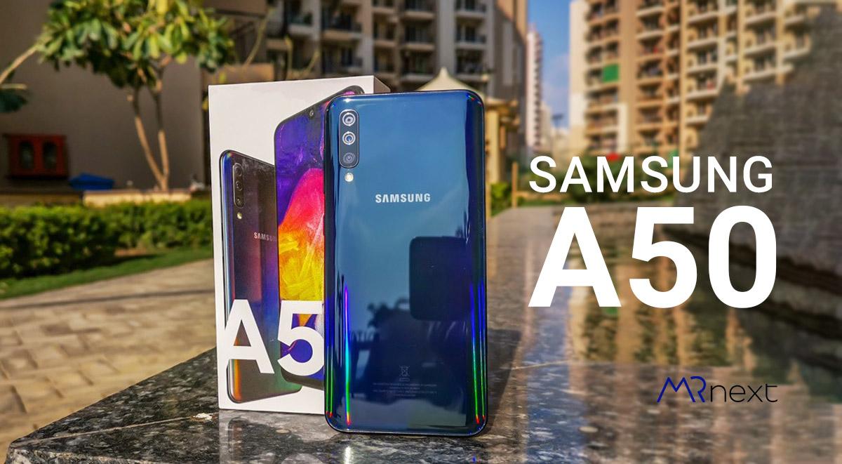 تصویر از سامسونگ گلکسی ای 50 | SAMSUNG Galaxy A50