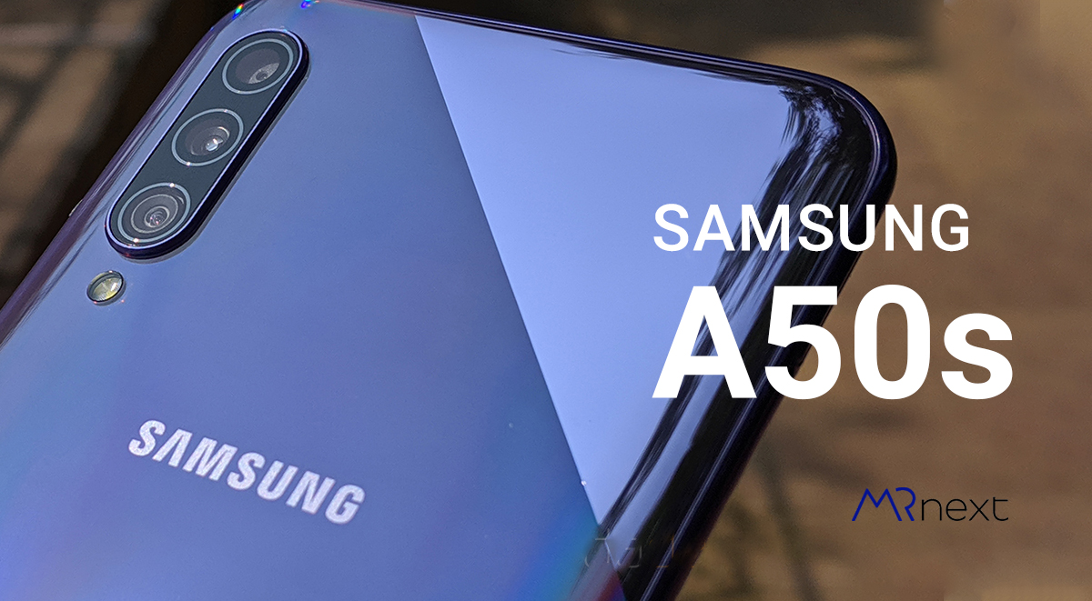 تصویر از سامسونگ گلکسی ای 50 اس | SAMSUNG Galaxy A50s