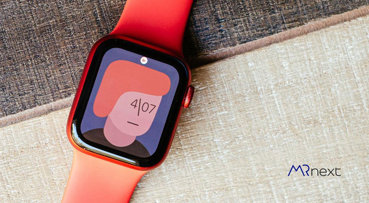 بهترین ساعت هوشمند 2020 - اپل واچ سری 6