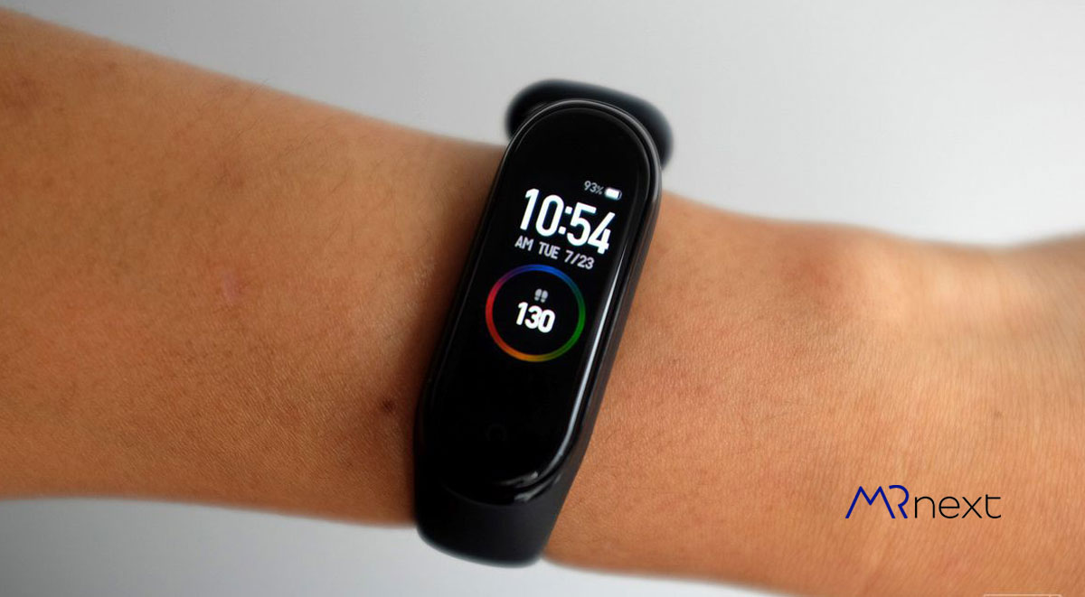 بهترین-ساعت-هوشمند-2020--شیائومی می بند 4