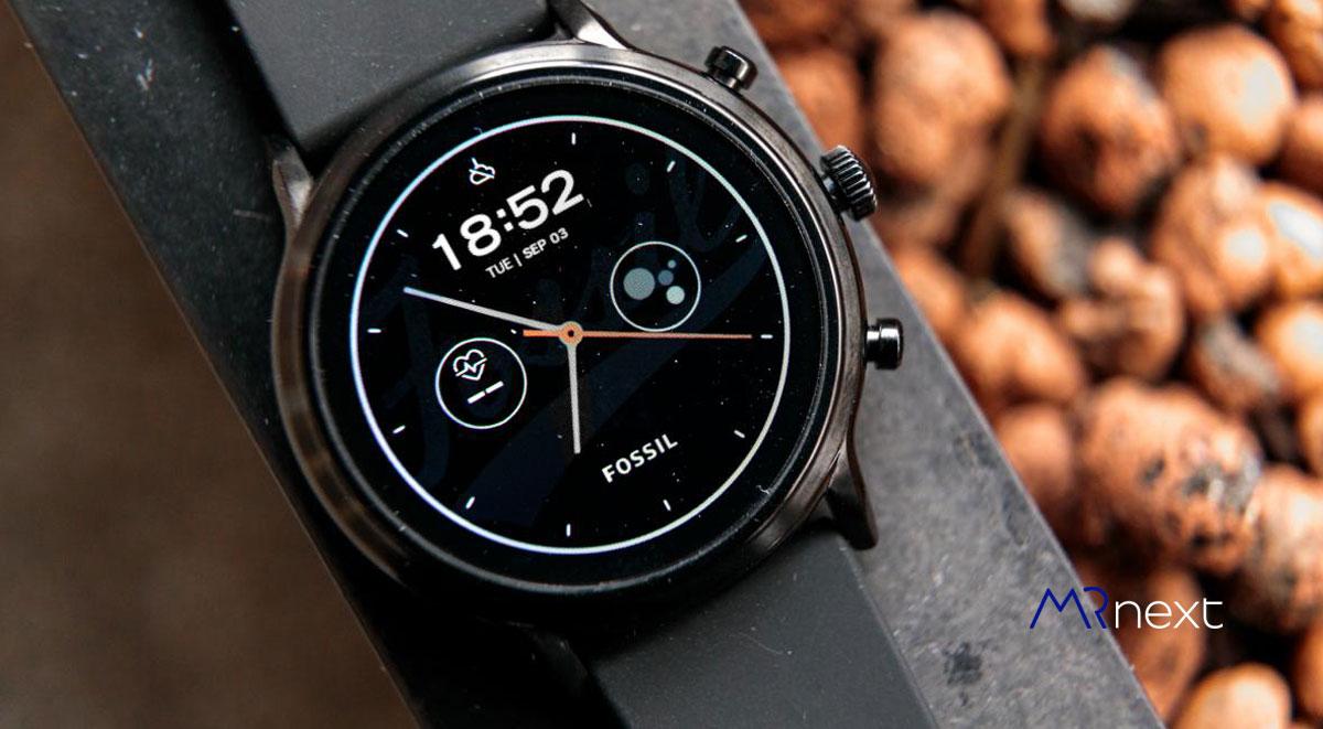 بهترین-ساعت-هوشمند-2020--فسیل-Fossil-Gen-5