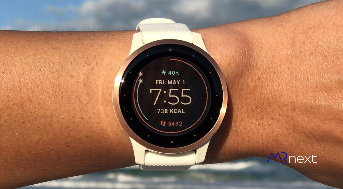 بهترین-ساعت-هوشمند-2020---گارمین Garmin Vivoactive 4