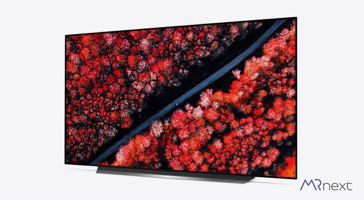 تلویزیون LG OLED 55C9 با سایز 55 اینچ