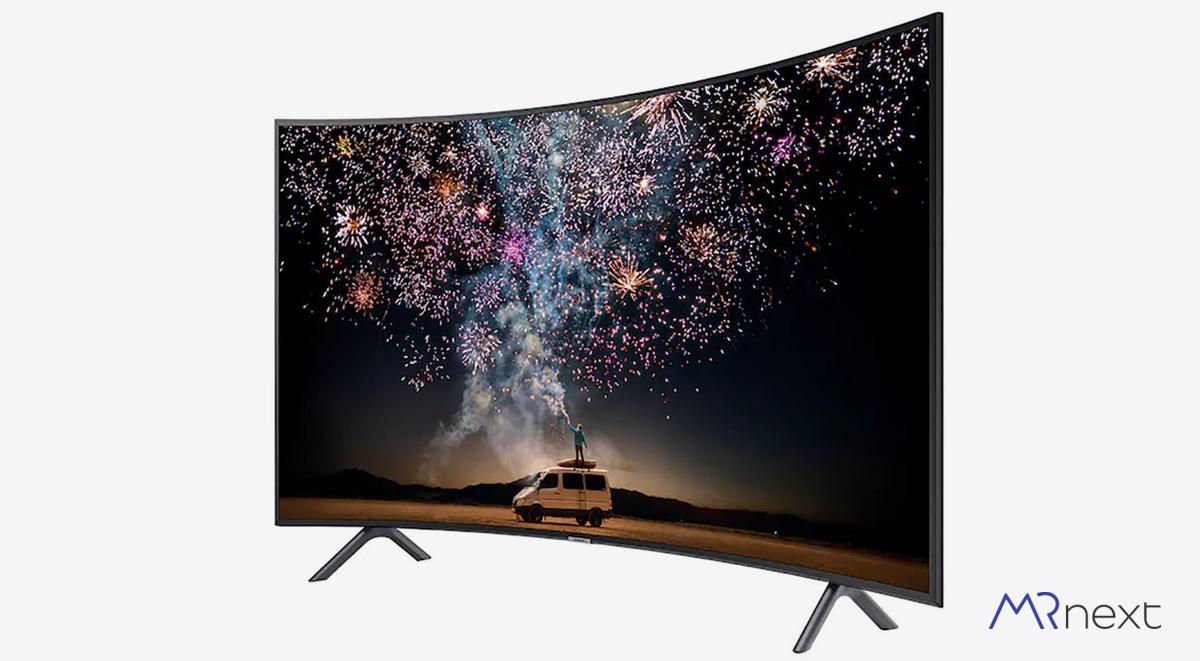 تلویزیون SAMSUNG RU7300 سایز 55 اینچ