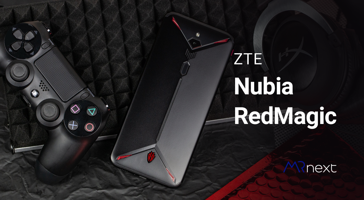 گوشی ZTE Nubia Red Magic 5G
