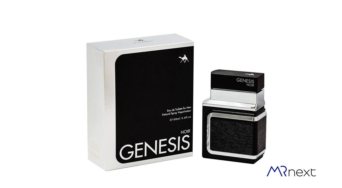 ادو تویلت مردانه امپر مدل Genesis Noir