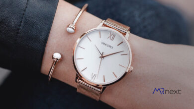 تصویر از بهترین ساعت مچی عقربه ای زنانه
