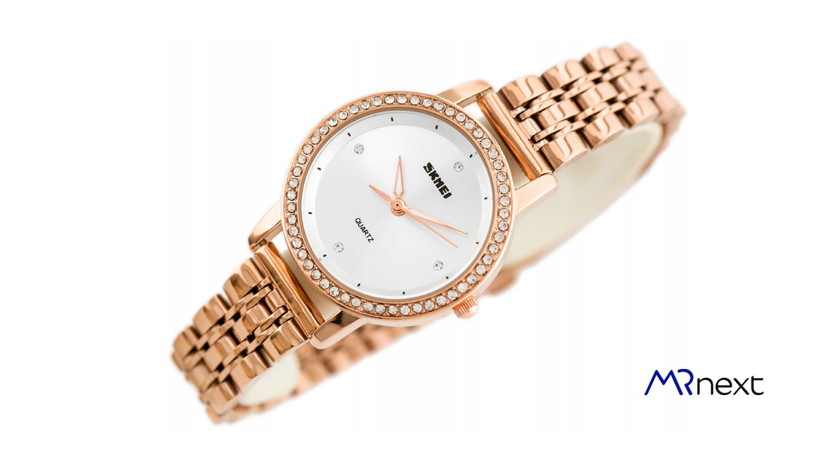 ساعت مچی عقربه ای زنانه اسکمی مدل 1311 کد 02 مسترنکست