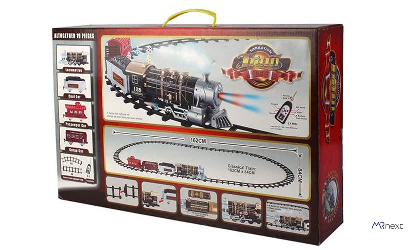 اسباب بازی پسرانه دیجی کالا - قیمت و خرید قطار اسباب بازی کنترلی