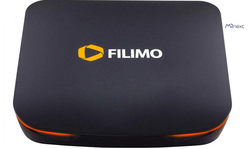 بهترین اندروید باکس - اندروید باکس فیلیمو مدل FB-101