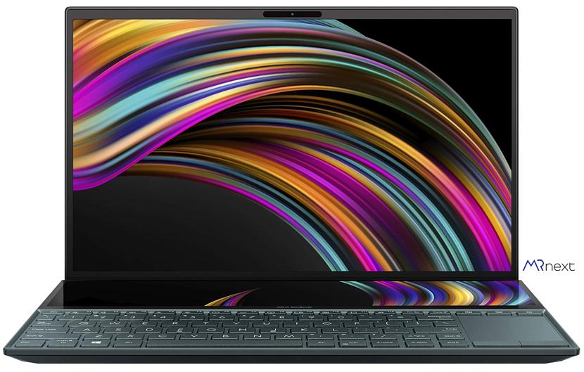 بهترین-لپ-تاپ-های-ایسوس-2020--ZenBook Duo UX481FLC
