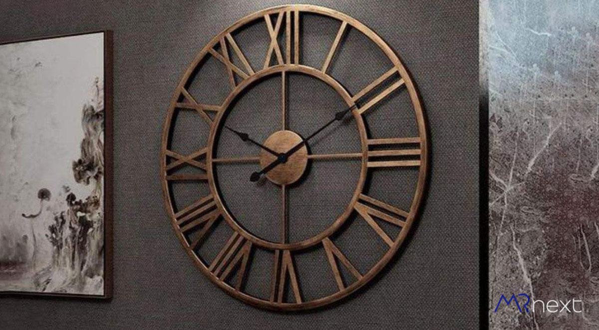 ساعت دیواری ژیوار کد ZH-801 دیجی کالا مسترنکست
