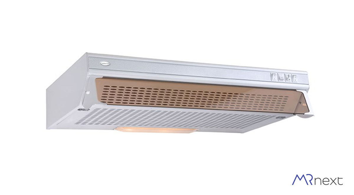معرفی-بهترین-و-پرفروش-ترین-هود-آشپزخانه-هود بیمکث مدل B1002U زیر کابینتی سایز 60