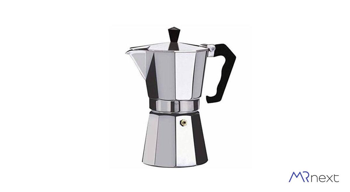 پرفروش-ترین-و-بهترین-موکاپات-دیجی-کالا-مسترنکست-قهوه جوش اسپرسو ساز دستی مدل 3 Cup