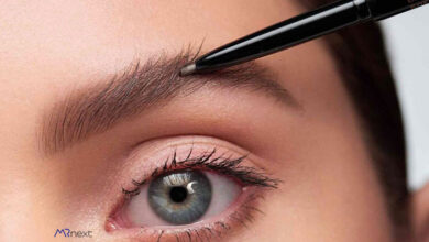تصویر از مداد ابرو یکی از مهمترین وسایل آرایش خانم ها