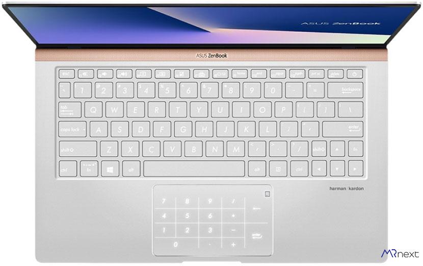 بهترین لپ تاپ برای برنامه نویسی - ASUS ZenBook UX433FN