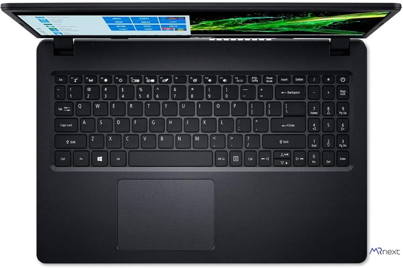 بهترین لپ تاپ برای دانشجویان - لپ تاپ دانشجویی ایسر مدل Aspire A315-22G-49KM-B