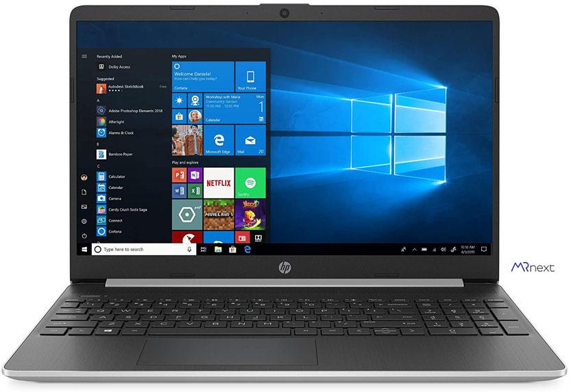 بهترین لپ تاپ های زیر 30 میلیون تومان - HP DA2204-E