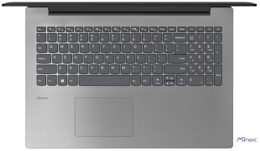 بهترین لپ تاپ های زیر 30 میلیون تومان -Lenovo Ideapad 330
