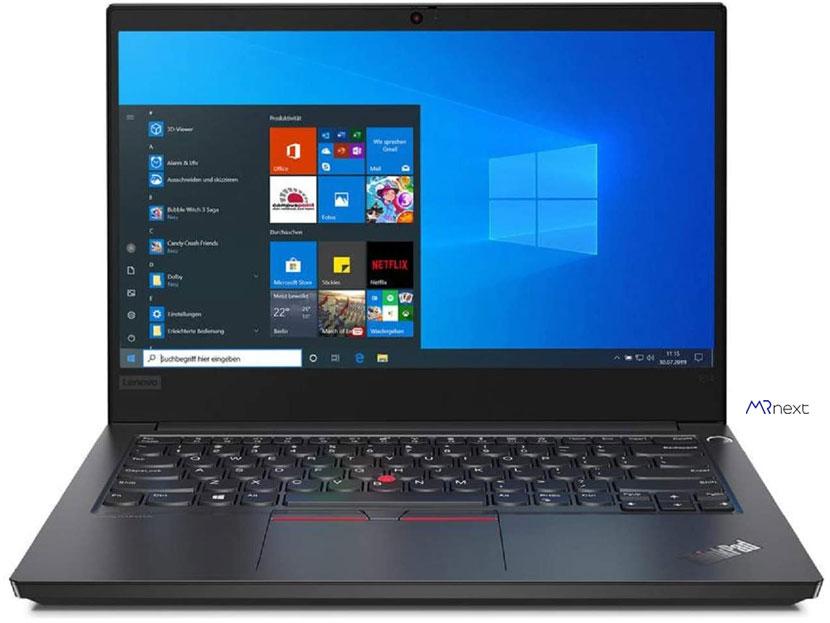 بهترین لپ تاپ های زیر 30 میلیون تومان -Lenovo ThinkPad E14