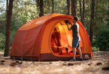 تصویر از بهترین چادر مسافرتی برای خرید 2021 (راهنمای خرید)