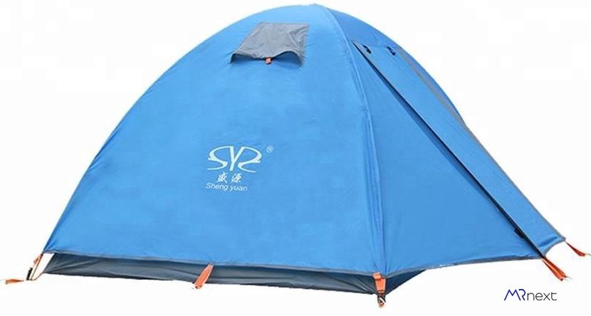 بهترین چادر مسافرتی - چادر اضطراری مدل شیانگ یانگ کد SYS-0011