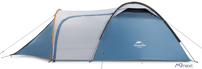 بهترین چادر مسافرتی - چادر مسافرتی سه نفره نیچرهایک مدل Knight 3