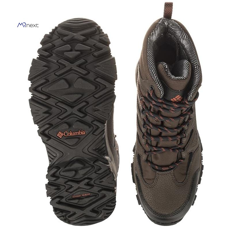 بهترین کفش کوهنوردی - کفش کوهنوردی مردانه کلمبیا مدل Gunnison