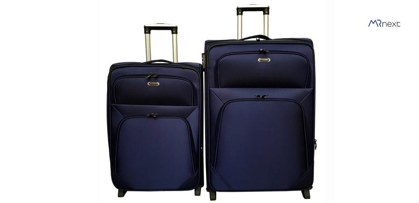 بهترین چمدان - چمدان مسافرتی پولو کد 1001