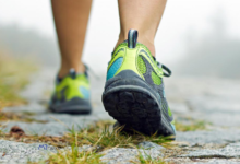 تصویر از بهترین کفش پیاده روی و دویدن