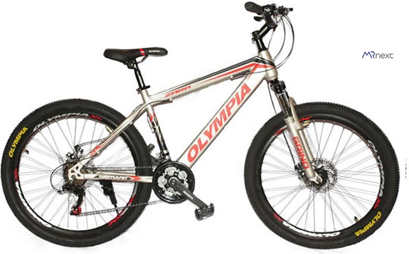 بهترین دوچرخه کوهستان - دوچرخه کوهستان المپیا مدل Zara