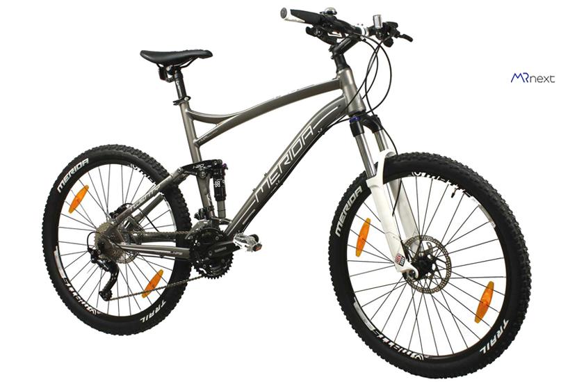 بهترین دوچرخه کوهستان - دوچرخه کوهستان مریدا مدل ONE-TWENTY 500 D سایز 26