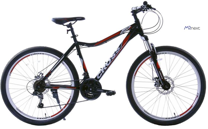 بهترین دوچرخه کوهستان - دوچرخه کوهستان کراس مدل OMEGA سایز 26