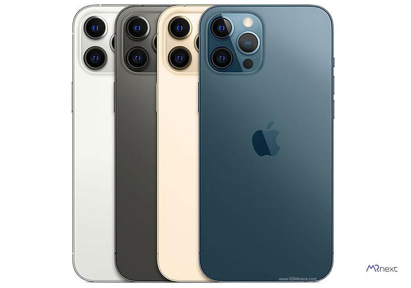 بهترین گوشی تا 40 میلیون تومان - گوشی آیفون 12 پرو مکس
