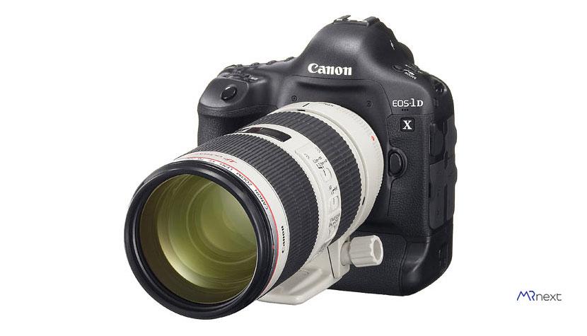 لوازم مورد نیاز برای بلاگری در اینستاگرام و یوتیوب - دوربین فیلم برداری 1D X کانن