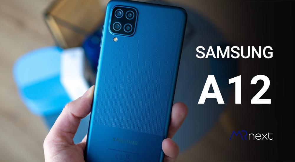 بهترین گوشی زیر 4 میلیون تومان - سامسونگ A12