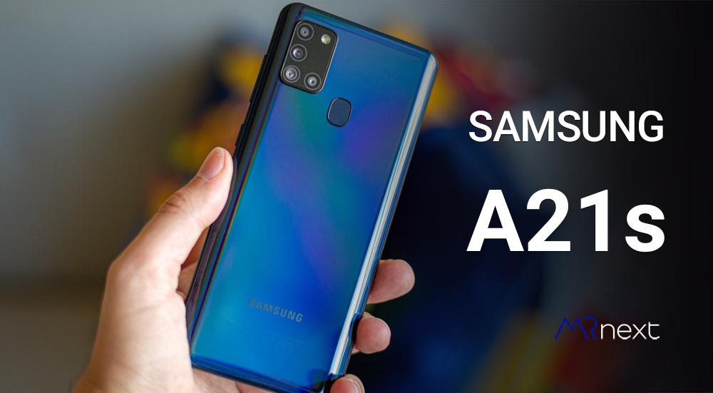 بهترین گوشی زیر 4 میلیون تومان - سامسونگ A21s