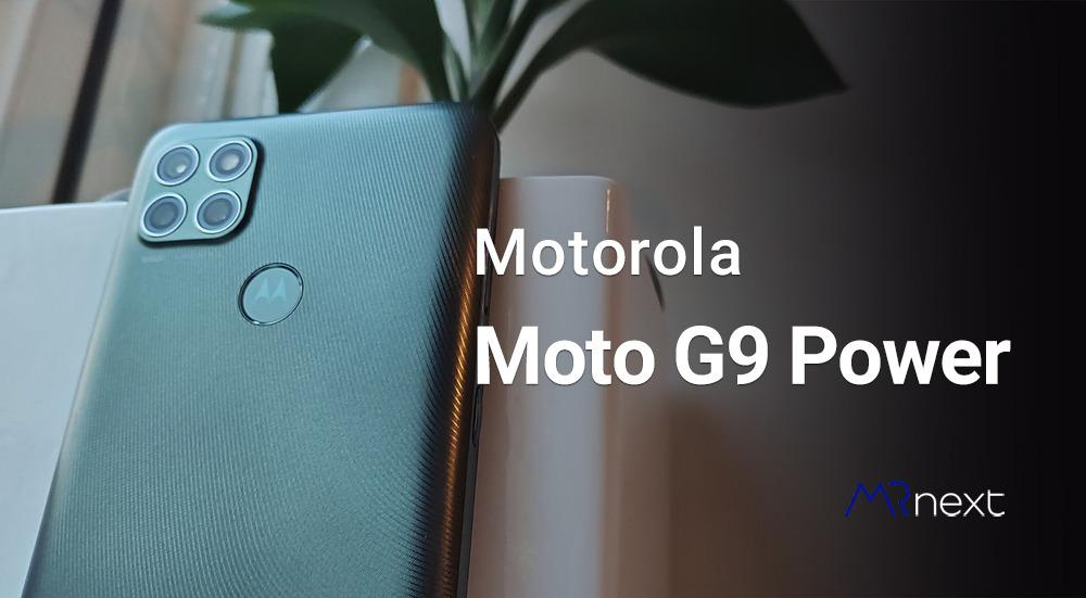 بهترین گوشی زیر 4 میلیون تومان - موتورولا موتو جی 9 پاور