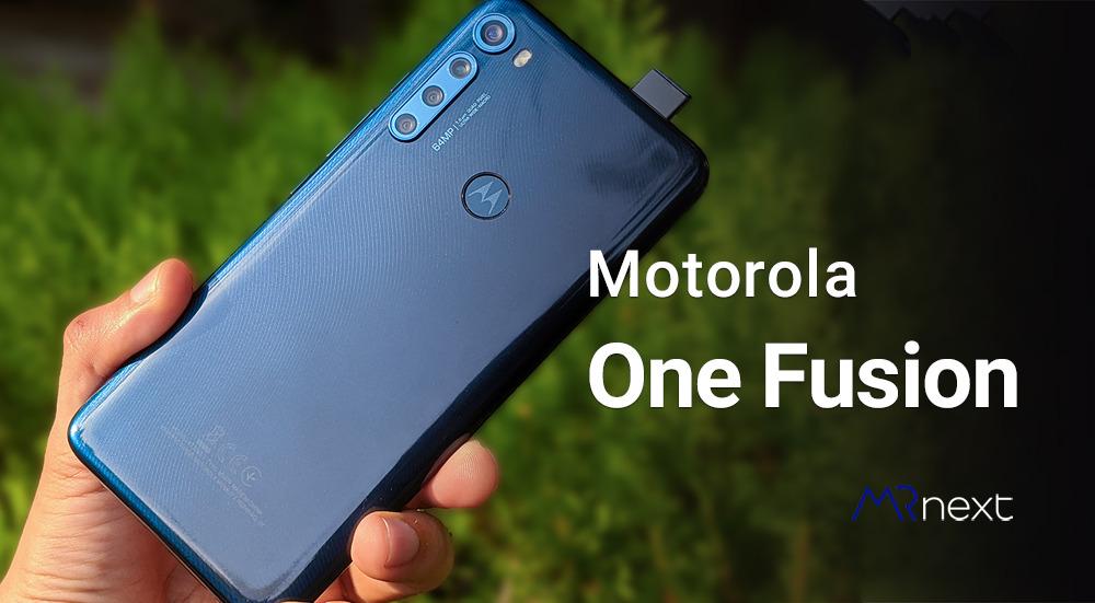 بهترین گوشی زیر 4 میلیون تومان - موتورولا One Fusion