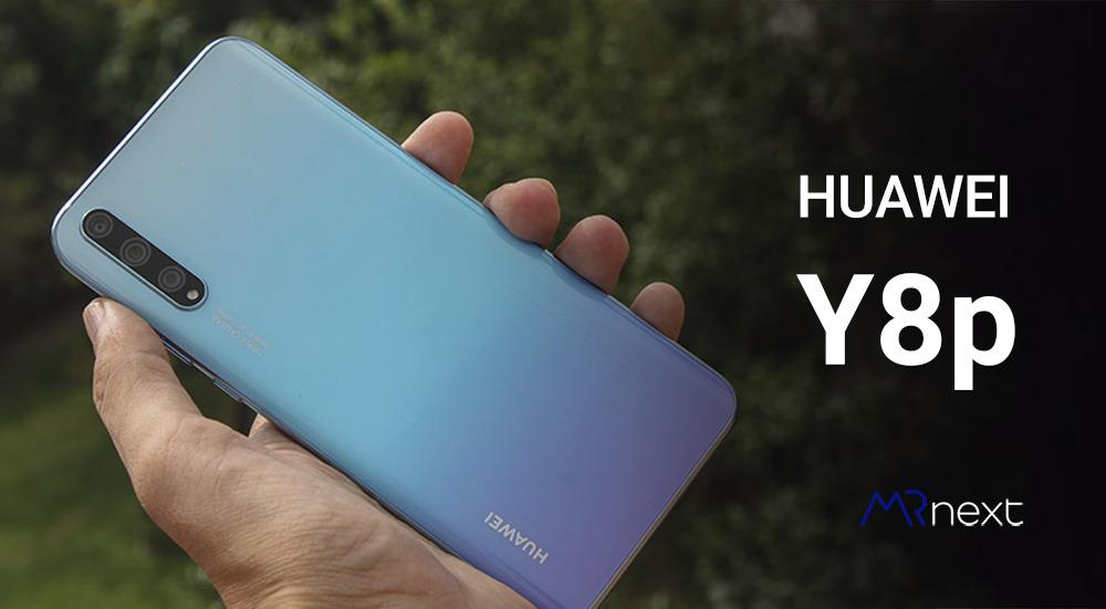 بهترین گوشی زیر 4 میلیون تومان - هوآوی Y8p