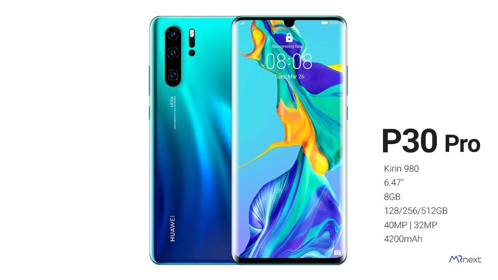 بهترین گوشی huawei 2021 - گوشی Huawei P30 Pro