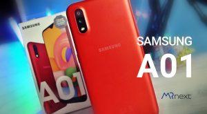 بررسی گوشی سامسونگ گلکسی اِی 01 | SAMSUNG Galaxy A01 مسترنکست