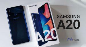 راهنمای خرید گوشی سامسونگ گلکسی اِی 20 | SAMSUNG Galaxy A20 مسترنکست