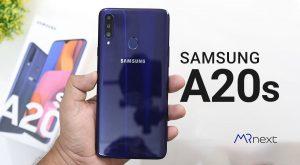 راهنمای خرید گوشی سامسونگ گلکسی اِی 20 اس | SAMSUNG Galaxy A20s مسترنکست