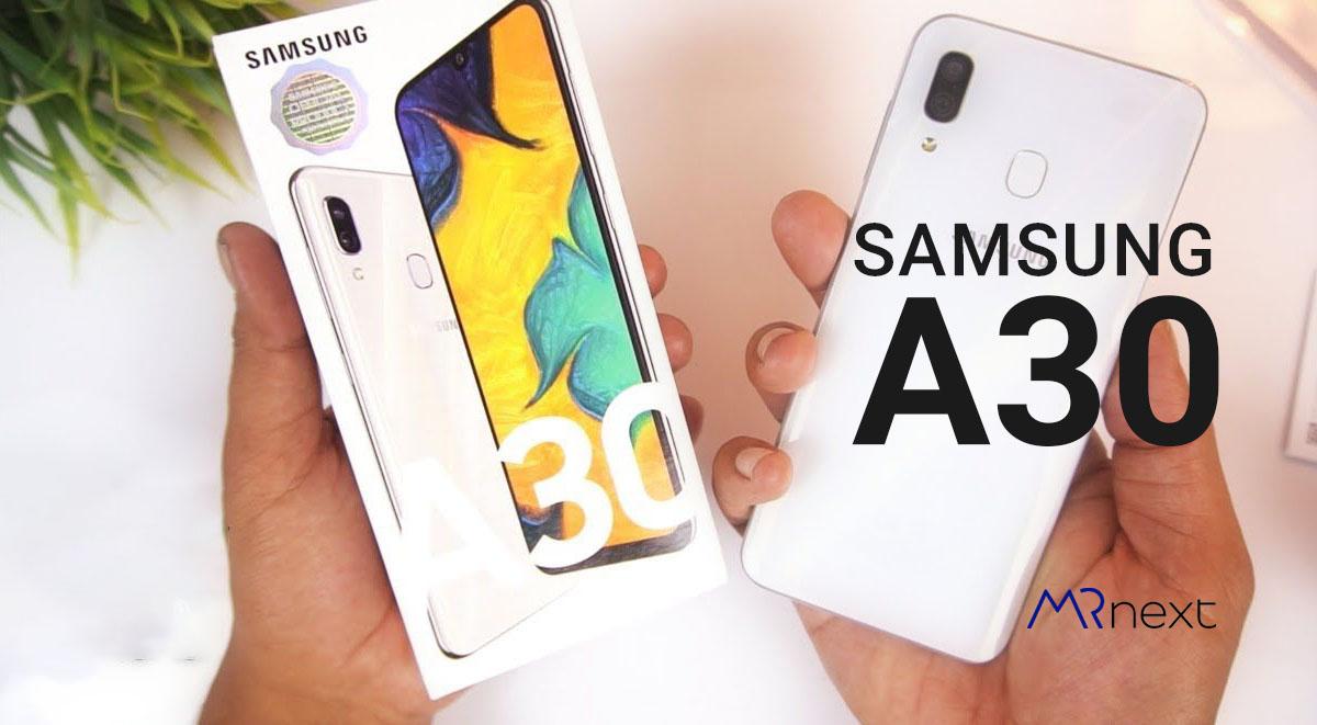 راهنمای خرید گوشی سامسونگ گلکسی ای 30 | SAMSUNG Galaxy A30 مسترنکست