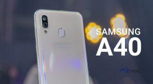 راهنمای خرید گوشی سامسونگ گلکسی ای 40 | SAMSUNG Galaxy A40 مسترنکست