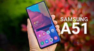 گوشی سامسونگ گلکسی ای 51 | SAMSUNG Galaxy A51