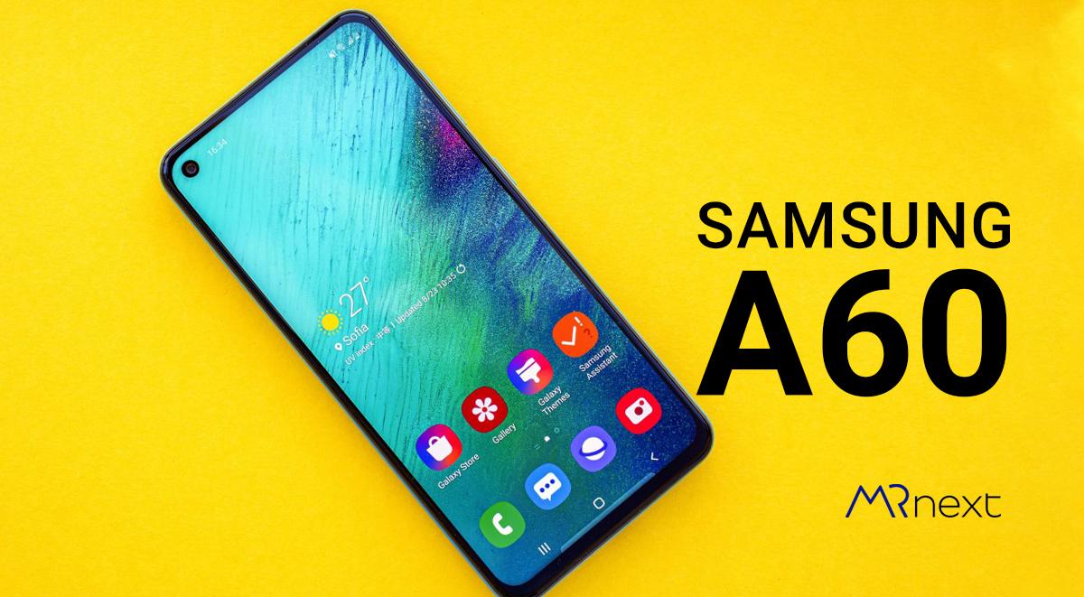 تصویر از سامسونگ گلکسی اِی 60 | SAMSUNG Galaxy A60